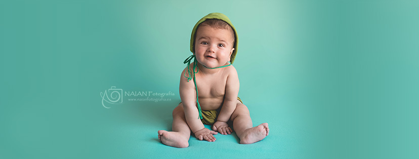 Sesión Bebé: Bruno