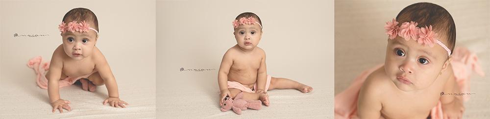 Fotografía de bebé en Valencia